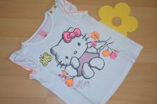 Tričko s kitty ca, 92, c&a,92