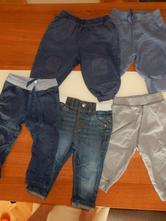Kalhoty 6-9m, 74