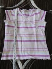 Tričko proužky, george,104