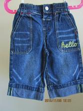Top džíny pro malého frajera vel.68, okay,68