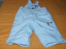 Kalhoty s laclem vel.0-3m, george,62