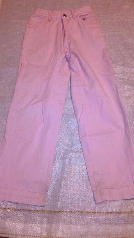 Kalhoty vel.122, 122