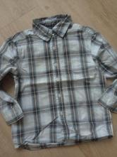 Kostkatá košile, rebel,110