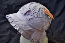Letní klobouček na zavazování,i pro nejmenší, 68 / 74 / 80 / 86 / 92