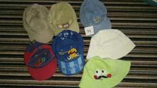 Kšiltovky a kloboučky, 68