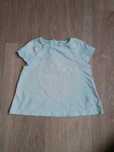 Tričko s výšivkou, f&f,68