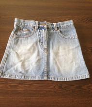 Jeans sukně, h&m,122