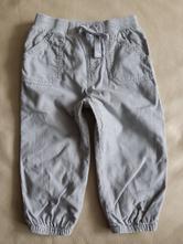 Manchestrové podšité kalhoty vel. 92, f&f,92