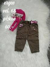 Kalhoty, ergee,68