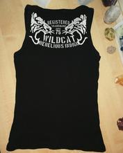 Wildcat tilko cerne vel 36-38, s