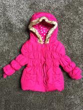 Krásná růžová zimní bunda george, george,80