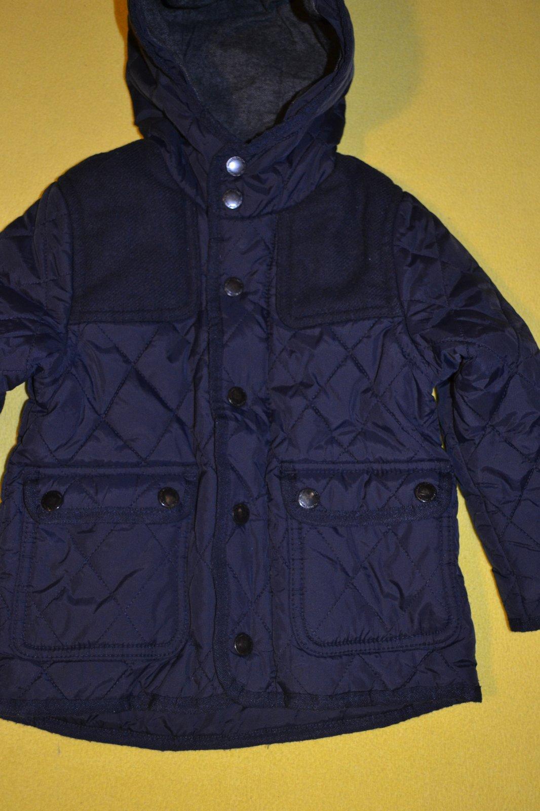 bc1994031c Jarní podzimní bunda zara