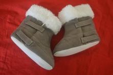Zimní boty pro nejmenší, <17