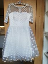 Svatební šaty, s