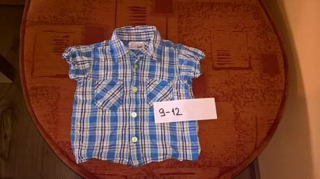 Košile - krátký rukáv, 68