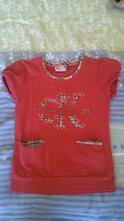 Šatičky,tričko, 80