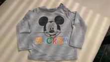 Tričko s obrázkem mickey mouse, disney,92