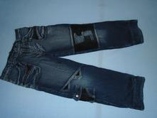 Zateplené rifle/džíny, 146
