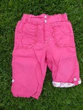 Plátěné kalhoty/3/4 kalhoty zn.f&f, f&f,74