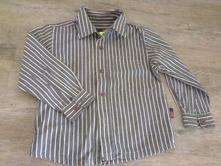 Proužkovaná košile exit, 92