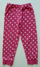 Vzorované pyžamové kalhoty vel. 110, primark,110