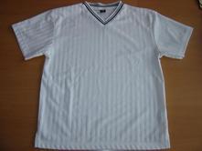 Bílé sportovní tričko tu, tu,128