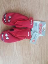 Nové zimní dětské rukavice swix palcové palčáky, 122 - 158