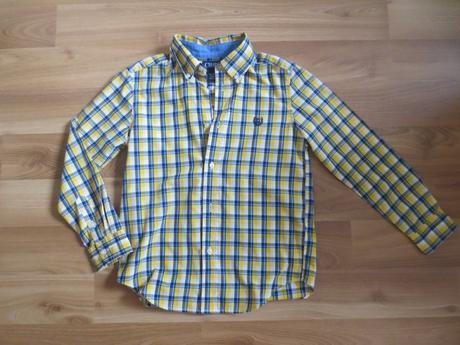 Chlapecká košile značky chaps, 128