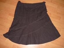 Delší sukně, new look,42