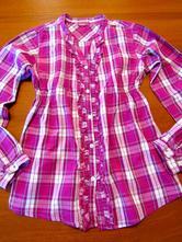 Dívčí bavlněná košile vel 152, okay,152