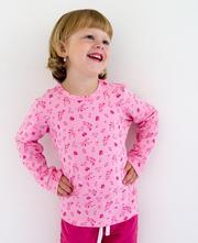 Dívčí tričko pleas více velikostí a vzorů, pleas,98 / 104