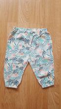 Lehoučké kalhoty, h&m,68