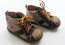 Dětské kotníkové boty č.355, bubble gummers,26