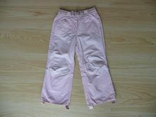 Dívčí jarní kalhoty, vel. 104, 104