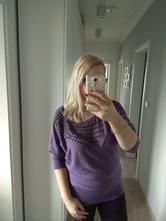 Lehký svetřík, amisu,m