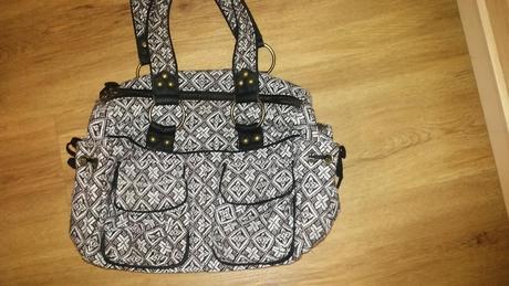 Bavlněná kabelka,