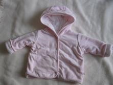 Vyteplený semišový kabátek, marks & spencer,62