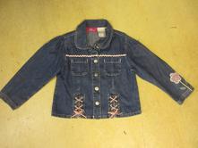 D053     riflová košile, halenka vel. 110/116, 110