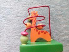 Žirafka - labyrint,