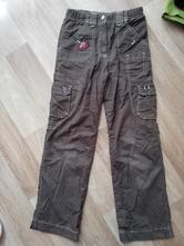 Kalhoty podšité bavlnou, staccato,128