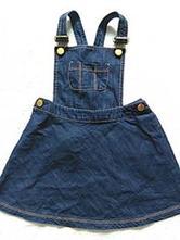 Riflová laclová sukně, next,98