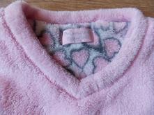 Růžová mikina, primark,158