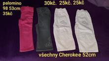 Kalhoty 98, palomino,98