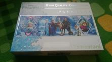 Puzzle ledové království,