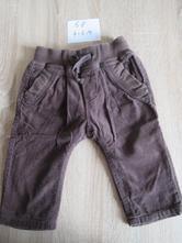 Manšestrové kalhoty, 68