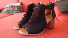Nové sandálky, 35