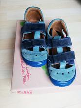 Barefoot sandálky filii - klett, filii,27