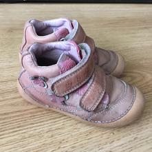 Celoroční kožené boty, d.d.step,23