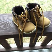 Podzimní boty vel. 21, 21