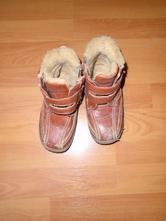Teplé kotníkové boty, 28